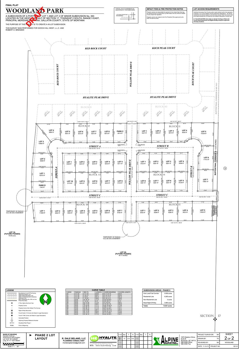 Woodland Park Phase 2